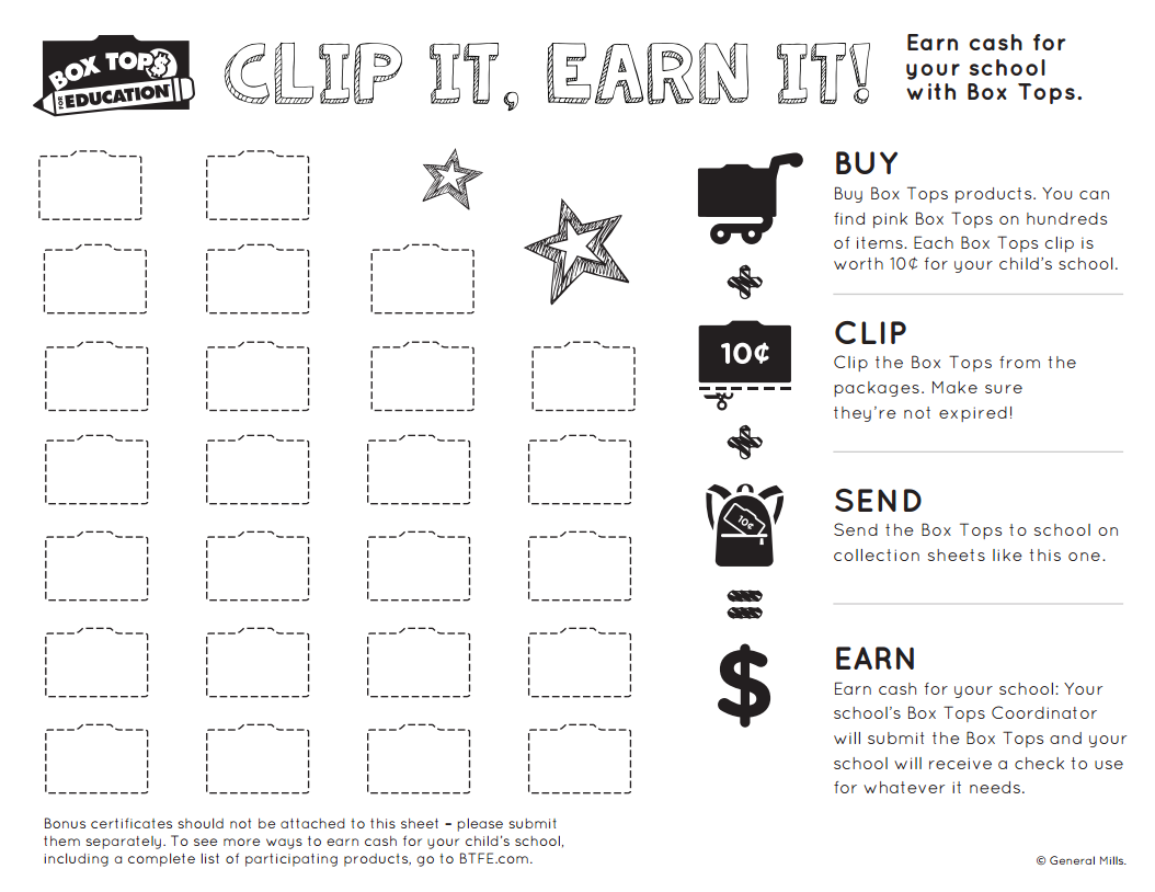 Box Tops for Education – Parents – Fulmore Middle School